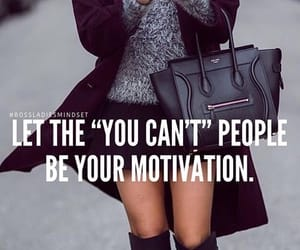 fashion, motivation, and quotes image