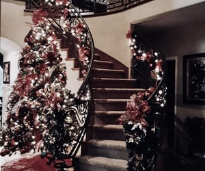 christmas, decorations, and festive image