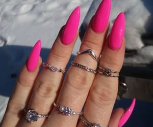 aesthetic, nails, and perfect image