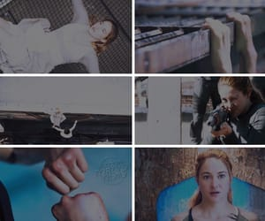 art, tris prior, and divergent image