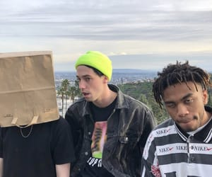 bearface, kevin abstract, and brockhampton image