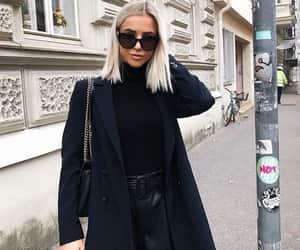 aesthetics, blazer, and chic image
