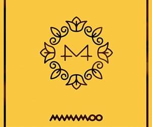 album, yellow flower, and wheein image