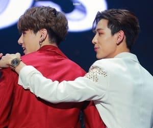kpop, bambam, and jungkook image
