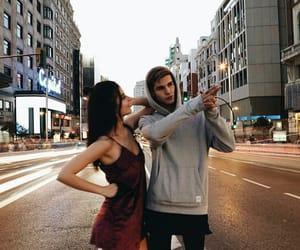 couple, aesthetic, and girl image