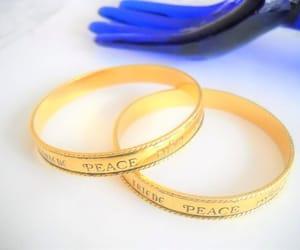 etsy, boho bracelets, and peace on earth image