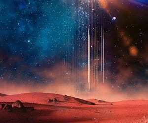 colors, space, and sand image