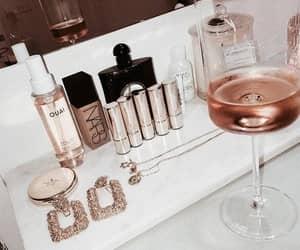 cosmetics, make up, and makeup image