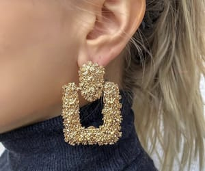 accessories, gold, and beautiful image