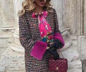blonde, fashion, and cocochanel image
