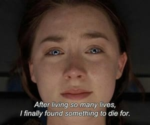 movie, the host, and Saoirse Ronan image