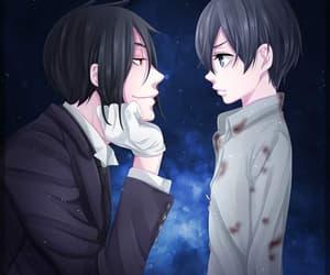 anime, black butler, and demon image