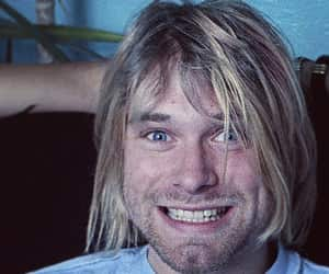 kurt cobain, kurt, and nirvana image