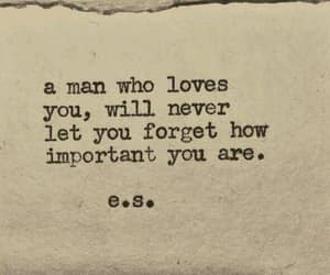 quotes, love, and man image