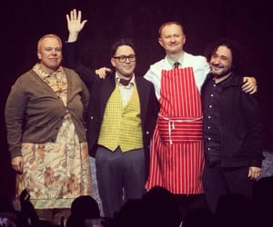mark gatiss, anniversary specials, and the league of gentlemen image