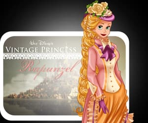 art, disney, and princess image