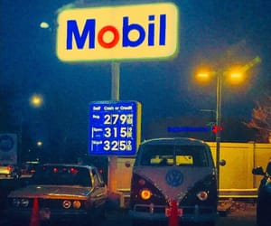 50s, blue, and mobil image