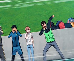 anime, gif, and kaze ga tsuyoku fuiteiru image