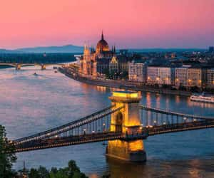 hungary, budapest, and city image
