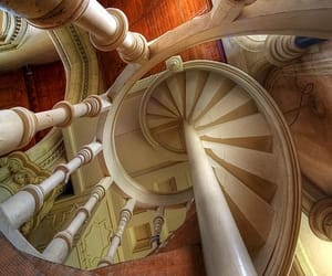religious, staircase, and stairs image