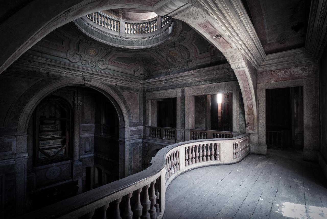 Abandoned Palace Shared By Fireheart On We Heart It