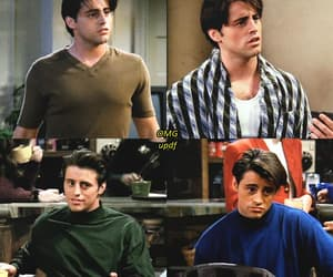 handsome, Joey, and joey tribbiani image