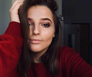 18, lorraine, and black hair image