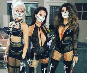 costume, girls, and sexi image
