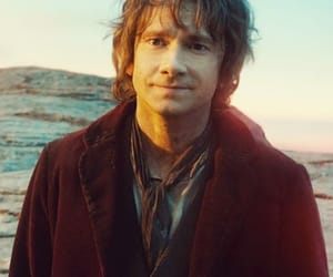 Martin Freeman, the hobbit, and bilbo baggins image