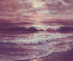 aesthetic, dark, and dark pink image