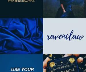 background, blue, and creativity image