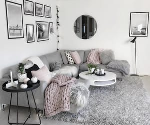 home, interior design, and decoration image