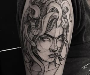 aesthetic, photography, and tattoo image