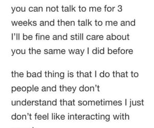 about me, internet, and introvert image