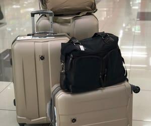 suitcases, каникулы, and туризм image