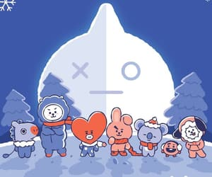 bt21 and bts image