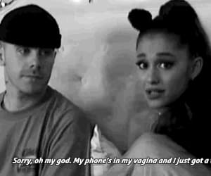gif and ariana grande image