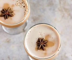 chai tea, cocktail, and drinks image