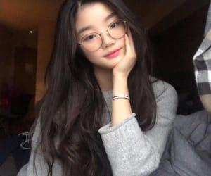 aesthetic, asian girl, and korean girl image