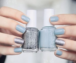 inspiration, nails, and love cute style image