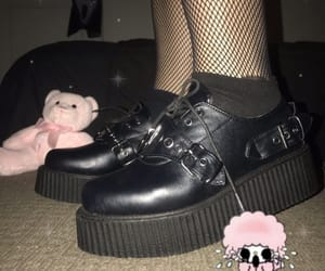 alternative, clothes, and creepers image