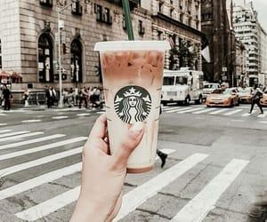 coffee and starbucks image