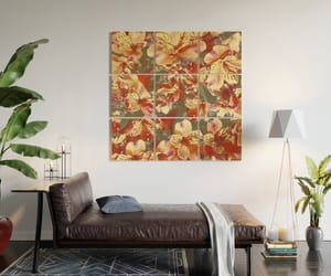 decoration, society6, and flowers image