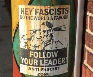 anti fascist image
