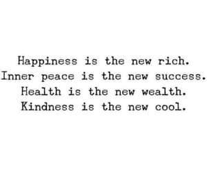 happiness, health, and new image