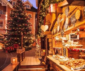 christmas, italy, and place image