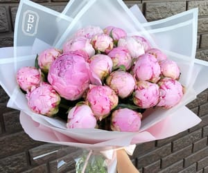 bouquets, fashion, and flowers image