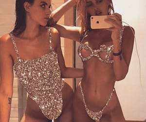 beauty, bling, and girls image