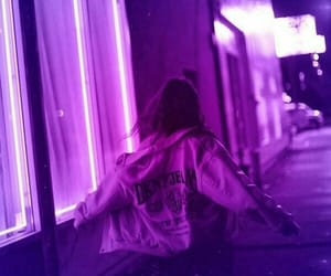 purple and aesthetic image