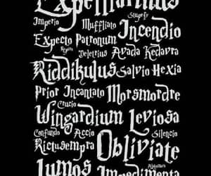 harrypotter and spells image